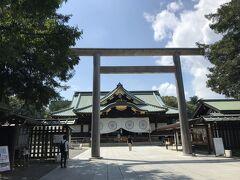 英霊眠る靖国神社から遊就館へ、夜は特別なナイト幸せな時代に生きているな編
