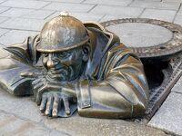 チェコの元相方 スロバキアの首都 ブラチスラバ観光