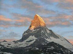 スイスからオーストリアへ② マッターホルンを仰ぐ