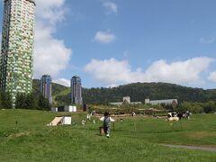 子連れ旅行 in 北海道 Day 3  トマム&富良野