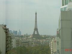 パリ、モンパルナスへ