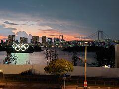 オリンピックのある東京