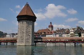 2013年スイス旅行記 第30回 ルツェルン旧市街を観光