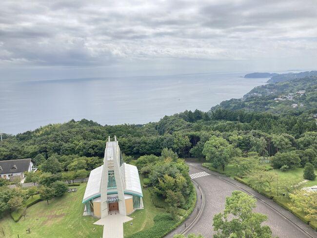 今年3回目沖縄のホテル予約をキャンセル<br />まだ沖縄には行かれないが近くで少しだけお泊り<br /><br />ヒルトン小田原へ2泊<br />