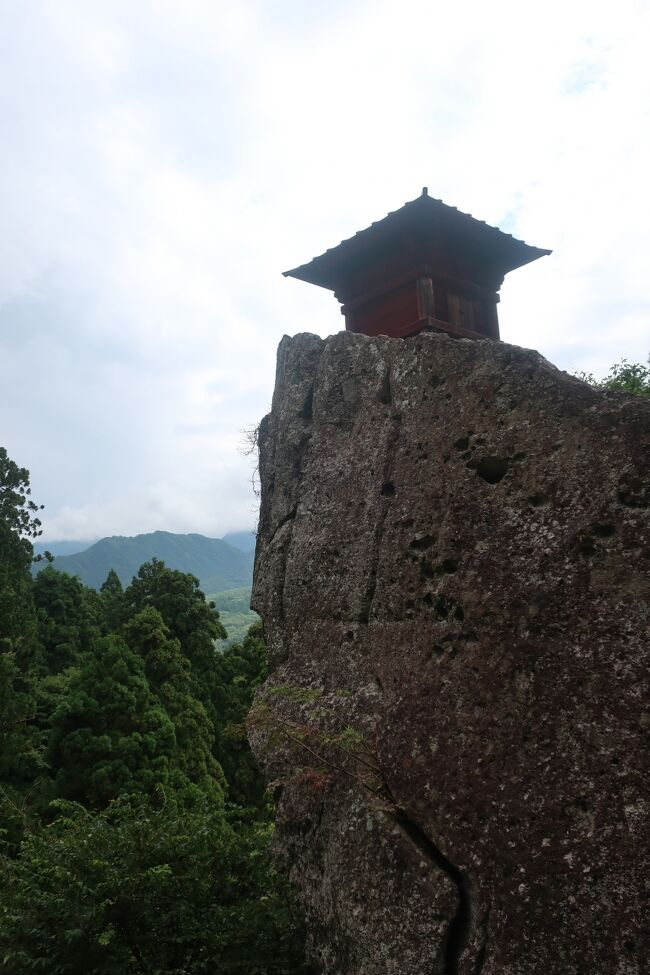 2021年夏旅 山形の旅 その4 山寺 立石寺