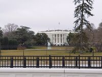 【アメリカ旅行記】冬の東海岸旅行2020 DC観光編