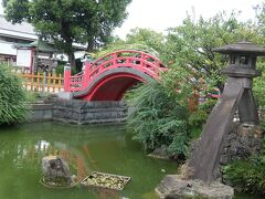 亀戸天神社と亀戸香取神社を散策