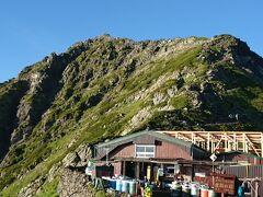 北岳登山 2021年夏(喜寿の年に)