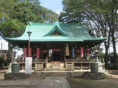 筑西・下館の街中(羽黒神社・妙西寺など)を散策しました