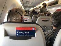 【コロナ渦でも満席!】グランドラピッズ空港からシカゴオヘア空港へ