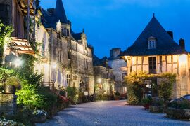 シニアのフランスの旅[9] オレー、バンヌ、ロシュフォール・アン・テール、ブリュエルラン