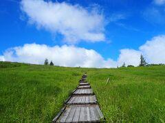 長野旅行2021〈2〉道の駅から見る雲海&美ヶ原高原ハイキング