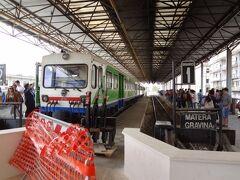 2013年南イタリア旅行記 第4回 カゼルタから鉄道でマテーラへ
