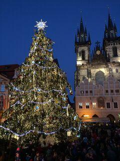 冬のチェコ一人旅2013-② プラハ市内観光