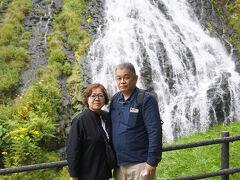 トラピックス 釧路で過ごす10日間(6)斜里を目指すバスの車内で知床半島クルーズの欠航を知るも、知床五湖と羅臼岳から硫黄山の景色に感動する。