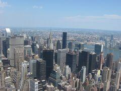 2014年夏アメリカ東海岸弾丸旅(その2・エンパイアステートビル【ニューヨーク市内観光1日目前半】)