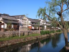 せとうち春の花々とノスタルジックな町並み(2)倉敷