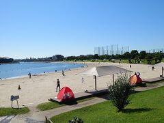 大森ふるさとの浜辺公園で満喫の1日