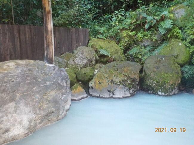 さんふらわぁの弾丸ツアーで別府に行って温泉に浸かりまくってきました。