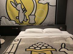 このホテルに泊まりたかったので…タビノス京都。