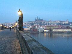 冬のチェコ一人旅2013-④ プラハ街歩き、帰国