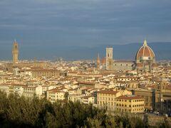 北イタリア2008 フィレンツェ 正月家族旅行