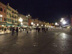 北イタリア2008 ヴェローナ 正月家族旅行