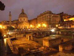 北イタリア2008 ローマ 正月家族旅行