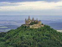 シニアのドイツ・スイス・イタリアの旅[3] ホーエンツォレルン城、アルピルスバッハ、シルタッハ(1)