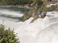 シニアのドイツ・スイス・イタリアの旅[5] トリベルク、ヒンターツアルテン、シャフハウゼン、シュ タイン・アム・ライン