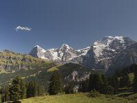 シニアのドイツ・スイス・イタリアの旅[9] ズステン峠、プリエンツ湖、ラウターブルンネン、ミューレン、アンデルマット