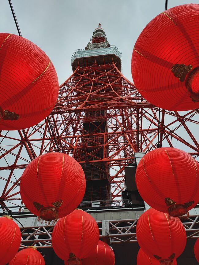 やっと6月最後の旅行記です。<br />スーパーホテルに泊まってみたい<br />と思っていたところ<br />渋谷に出掛けることに。<br />東京タワーでもイベントがあり<br />中間地点でラウンジ飲み放題の<br />Lohas赤坂に泊まってきました。<br />まずは台湾祭から。