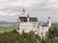 シニアのドイツ・スイス・イタリアの旅[17] エールヴァルト、ホーエンシュバンガウ、バート・ヴァリスホーフェン