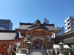 日本橋街歩きデート
