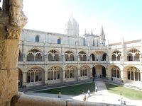ポルトガル一人旅 ジェロニモス修道院