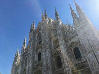 イタリア 8  ②ミラノ大聖堂