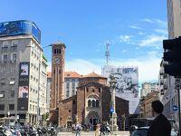 イタリア 8 ③ミラノ フリータイム