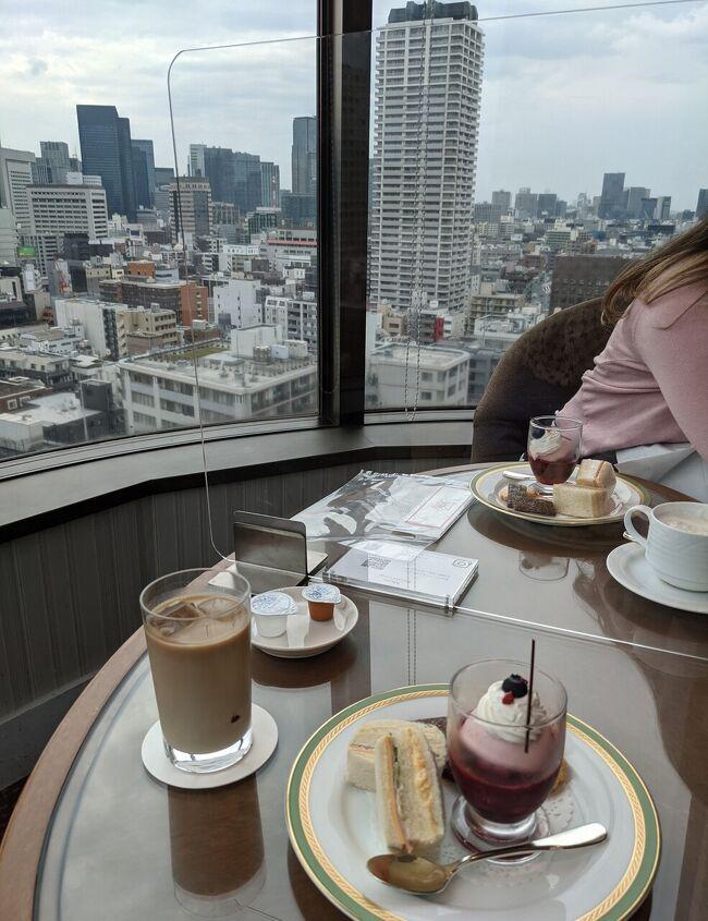 HISでお得なプランをみつけ、ロイヤルパークホテルのエグゼクティブフロアに滞在しました。<br /><br />(今回の宿泊に際し、wiruさんの旅行記を参考にさせていただきました。ありがとうございました!)