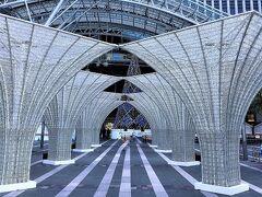 神戸から福岡 1泊2日 その2 市内観光とホテルごはん