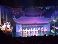 夫婦で行ったベトナム (ハノイの水上人形劇とチャンアン複合渓谷)