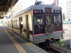 乗り鉄の旅 北関東編 3日目 福島交通 飯坂線 完。