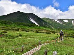 緑岳コース