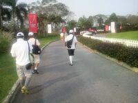 【回顧】パタヤ2012:ゴルフ旅