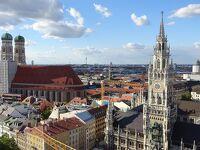 2016夏ドイツ中部の旅03:ミュンヘン、少しだけ