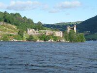 スコットランド旅行(7日目 ネス湖、アイリーン・ドナン城を経てスカイ島まで)