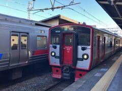 2021年10月九州鉄道旅行3(鹿児島本線大牟田駅から新八代駅まで)