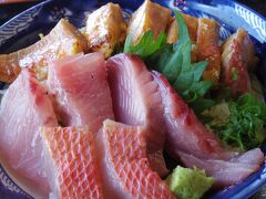 高知県室戸市のキンメ丼と吉良川の街並み