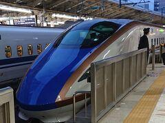 【プチ旅行記】東京駅から上野駅まで新幹線で移動してみた!