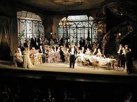 感激!の中欧10日間旅行記④ウィーン篇2、夜は国立歌劇場で椿姫を観劇
