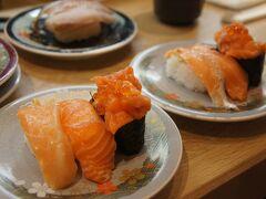 2021年7月北海道3泊4日 初日は札幌でお寿司を食べ翌日はHTB旧社屋横の水曜どうでしょうロケ地公園とクラーク博士像観光